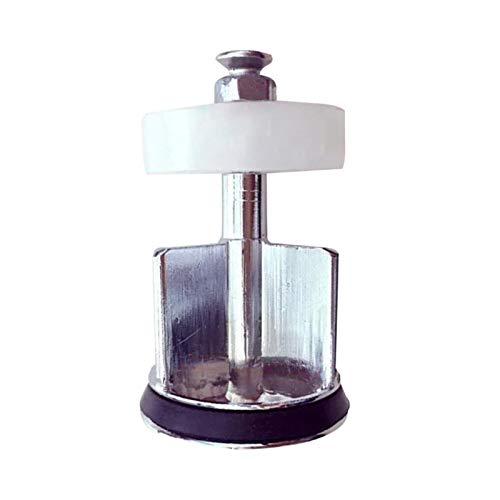 DASNTERED - Tapón de desagüe de fregadero de 38 mm, tapón de desagüe para fregadero de cocina de bañera