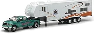 5th Wheel Camper Die-Cast Pick Up Truck, 1:32