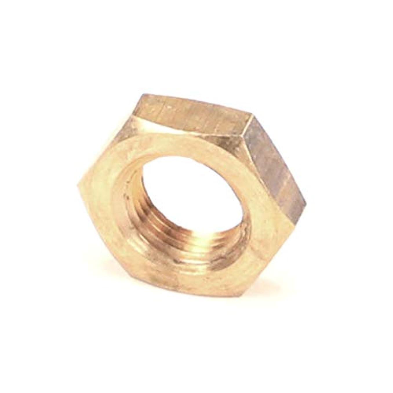 Fetco 1031.00020.00 Locknut, 1/8 Straight Pipe Thread