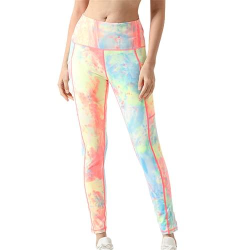 Pantalones de Yoga de Secado rápido de Cintura Alta para Mujer, Pantalones de Color Nude elásticos Anti-Sentadillas, Pantalones de Ejercicio para Correr, BL