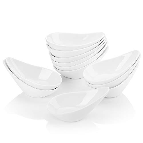 MALACASA, Serie Ramekin.Dish, 12-teilig Set 4,5
