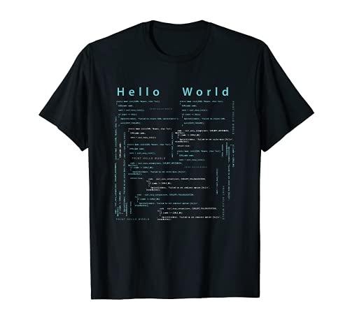 T-Shirt Informatiker, Coder
