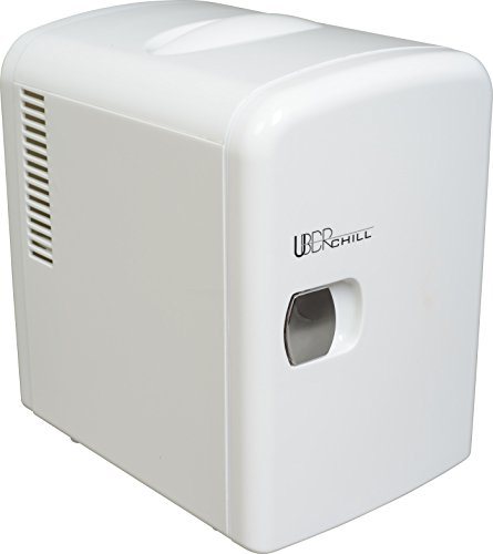 Uber Appliance UB-CH1-WHITE Mini Fridge