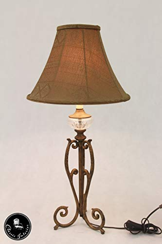 Classic Interior Tischlampe Stehlampe Flurlampe Laterne Antik Stil Shabby Chic