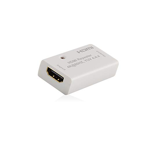 Eminent AB7818 HDMI repeater via HDMI-kabel, wit