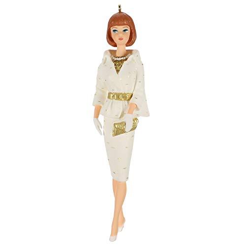 Hallmark Keepsake Christmas Ornament 2019 Year Dated Barbie On The Avenue