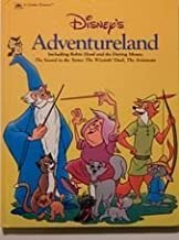 Disney's Adventureland: Including Robin Hood and the Daring Mouse- the Sword in the Stone- the Wizards' Duel- the Aristocats