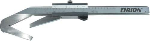 3-Punkt Messschieber 40 mm Nonius 0,05 mm im Etui