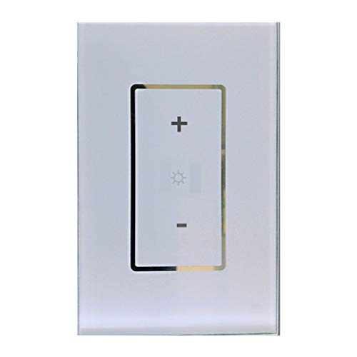 ZigBee Smart Dimmer Light Switch for dimmable Lights