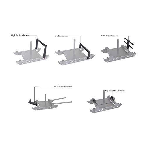 TITAN Fitness Pro Sled System