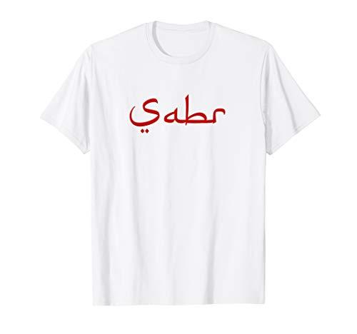Herren SABR MAGHREB ARAB TÜRKEI ISLAM T-Shirt