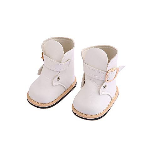 Ceally Zapatos, Zapatos de mueca para nia, Mini Zapatos Lindos, Juguetes para muecas de 18 Pulgadas