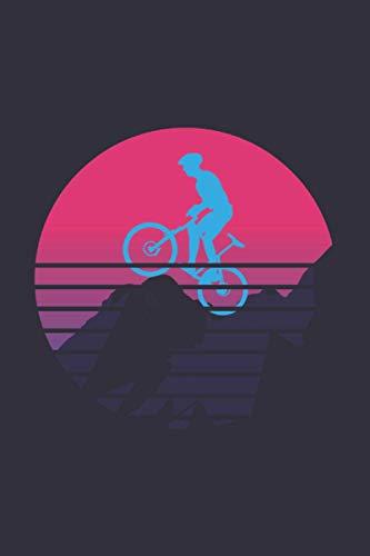 Kalender 2021 - 2022 MTB Mountain Bike Mountainbike Fahrrad Vaporwave Musik Radfahrer: 28.12.2020 - 02.01.2022 Kalender A5 ( 6