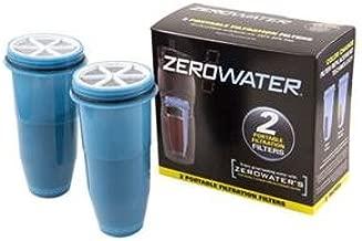 Zerowater Su Arıtmalı Seyahat Bardağı Filtresi - 2.Li