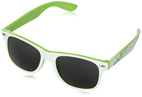 XLC Herren Madagaskar Sonnenbrille, weiß, One Size