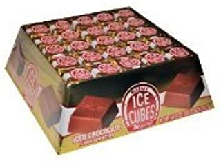 Albert's Chocolate Ice Cubes 100 Count Tray Sold By HERO24HOUR Thank You