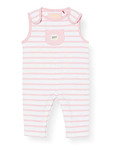 s.Oliver Junior 405.10.004.20.201.2038645 Overall, Baby - Mädchen, Rosa 68 EU