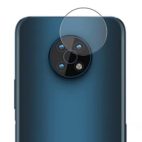 Vaxson 2 Stück Schutzfolie, kompatibel mit NOKIA G50 5G Kamera TPU Folie Rückseitige Kameraobjektiv [nicht Panzerglas Bildschirmschutzfolie Hülle Hülle ]