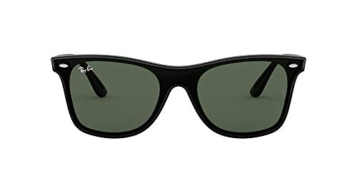 Gafas de Sol Ray-Ban BLAZE WAYFARER RB 4440NF Black/G- Classic Green 44/0/0 hombre