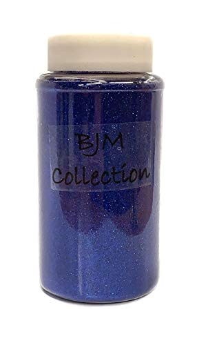Ben Collection 1-Pound Glitter Powder Bottle Art Craft (Royal)