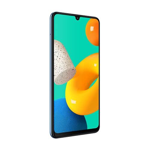 Samsung Galaxy M32 - 128Go - Smartphone Android débloqué - Version Française - Bleu