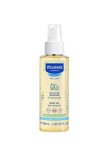 Mustela Huile de Massage Spray 100 ml
