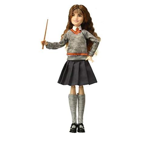 Harry Potter-Personaggio Hermione Articolato da 30 cm Granger Giocattolo per Bambini 6+Anni, FYM51