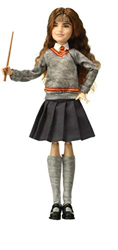 Harry Potter Muneca Hermione Granger de la coleccion de Harry Potter (Mattel FYM51)