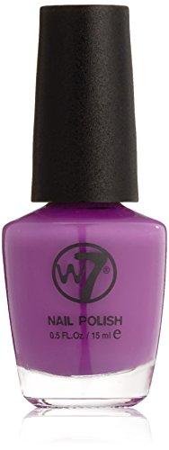 W7 nagellak 56 Damson, 15 ml, 1-pack (1 x 0,015 l)