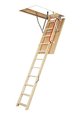 FAKRO Insulated Attic Ladder for 22-Inch x 47-Inch Rough Openings by Amazon.com, LLC *** KEEP PORules ACTIVE ***