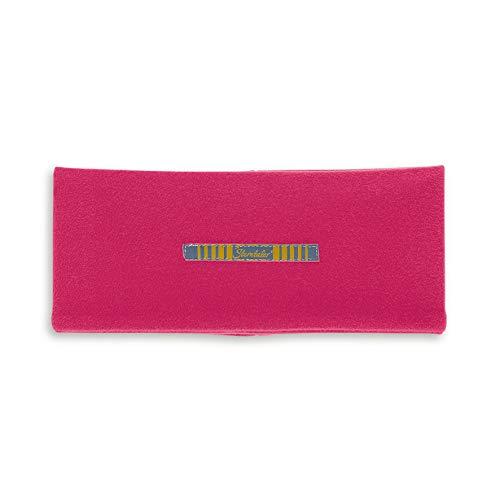 Sterntaler Stirnband für Jungen und Mädchen mit leuchtendem Streifen, Alter: 4-6 Jahre, Größe: 55, Magenta