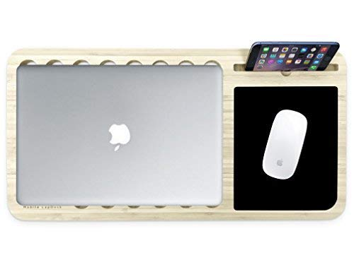 Slate 2.0 Mobile LapDesk : Essential Laptop Accessory for Students,...