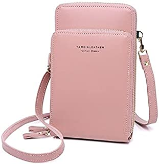 Crossbody Cell Phone Daily Use Card Holder Mini Summer Bag for Women Wallet