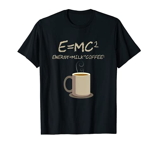 Coffee-Related Statement T-Shirt
