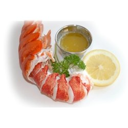 Fresh Maine Lobster Tails  8 pk 8 count Maine Large Lobster Tails 8/10 oz