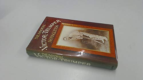 Used, Immortal Victor Trumper for sale  Delivered anywhere in UK