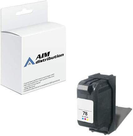AIM Compatible Replacement for HP NO. 78 Color Inkjet (970 Page Yield) (C6578AN) - Generic