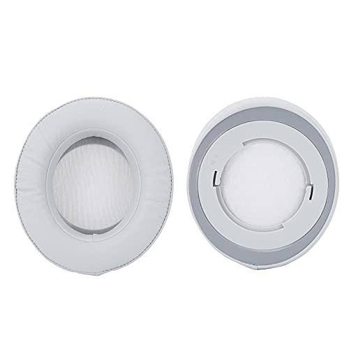 bizofft Almohadilla para Los Oídos, Almohadilla para Los Oídos Buena Comodidad para Equipos De Auriculares para Kraken Pro V2 / 7.1 V2(Gris)