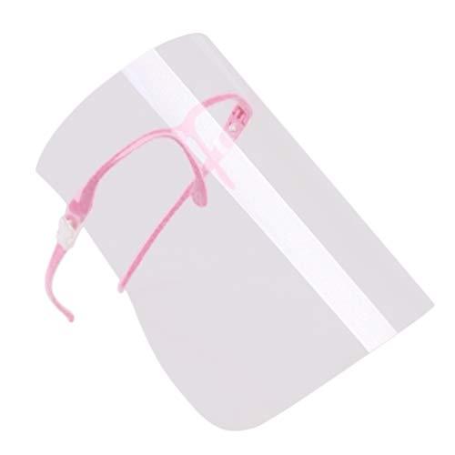 Garneck Küchenöl Spritzschutz Gesichtsschutz Augen Und Gesichtsmaske Doppelseitiger Antibeschlagschutz