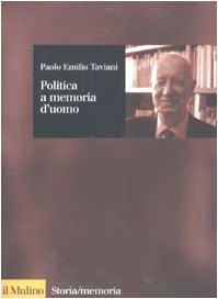 Politica a memoria d'uomo