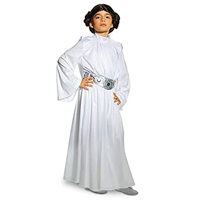 Star Wars Princess Leia Costume for Kids Brown