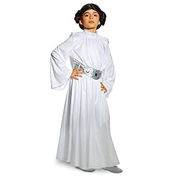Star Wars Princess Leia Costume for Kids Size 3 Brown