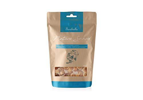 Nature Snack GTT013-BOX Bocconcini Pollo-Merluzzo - 10 Buste