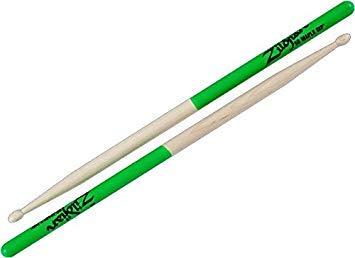 Zildjian 5BMG de inmersión de baquetas punta de madera de arce: Amazon.es: Instrumentos musicales