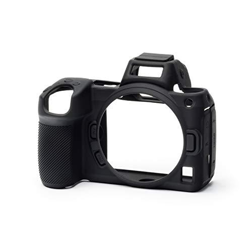 easyCover Schutzhülle aus Silikon für Nikon Z5 / Z6 II / Z7 II , Schwarz