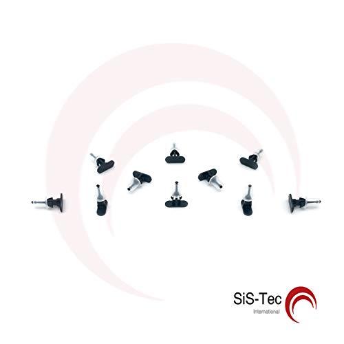 Kim Kranholdt GmbH 0157979 - Clip di fissaggio per carena, 10 pezzi