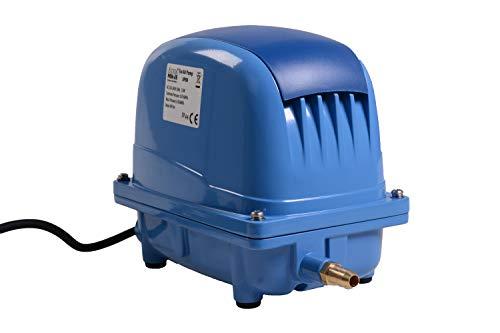 AquaForte Pompe à air à économie d'énergie AP-35, 20 W, 30 L/Min (à 1 m), Pression Max. : Bleu AP-100 Bleu
