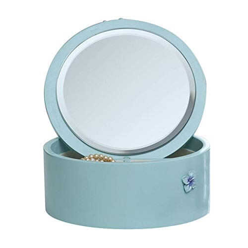ZLMMY Maquillage Tiroir Organisateur Taille 6.89 * 6.89 * 3.07 Pouces , Boîtes de présentation cosmétiques Vanity Display avec tiroirs
