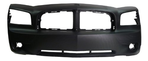 08 charger front bumper cover - 5