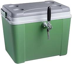 Chopeira a Gelo Lavita caixa 34l - verde com serpentina em alumínio 1 via sem torneira